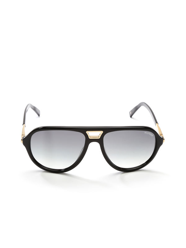 oval sunglasses - Black Tommy Hilfiger 5EYB8