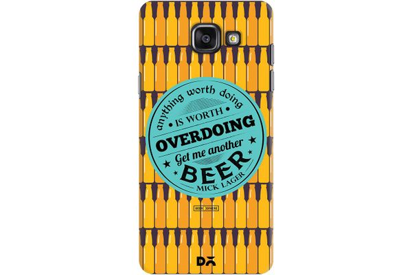 Another Beer Case For Samsung Galaxy A5 2016 Edition