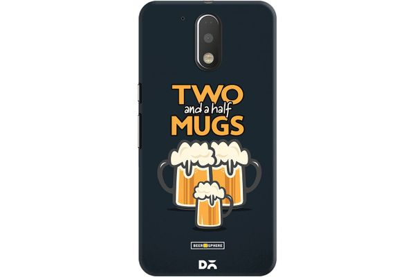 Beer 2.5 Mugs Case For Motorola Moto G4/Moto G4 Plus