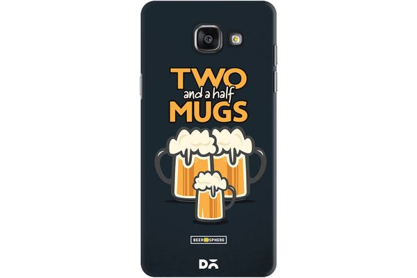 Beer 2.5 Mugs Case For Samsung Galaxy A5 2016 Edition