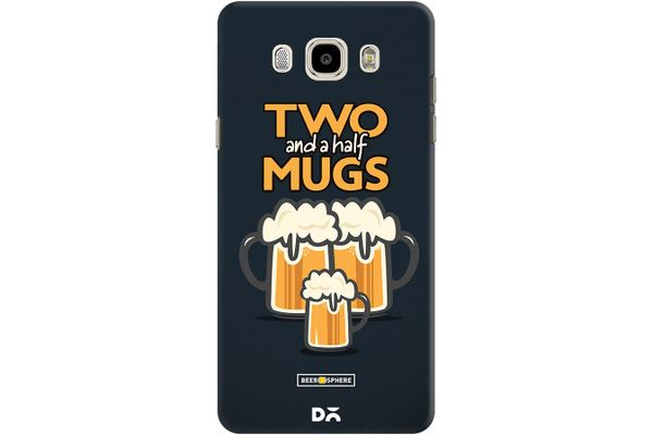 Beer 2.5 Mugs Case For Samsung Galaxy J7 2016 Edition