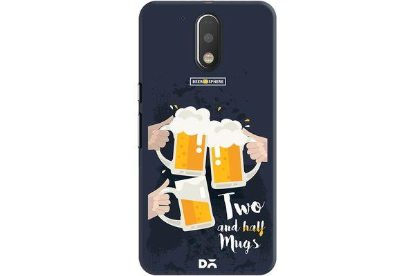 Beer 2.5 Mugs Clink Case For Motorola Moto G4/Moto G4 Plus