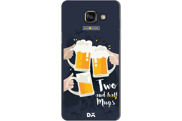 Beer 2.5 Mugs Clink Case For Samsung Galaxy A5 2016 Edition