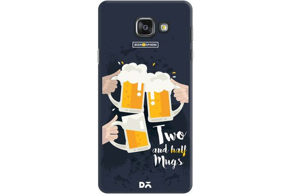 Beer 2.5 Mugs Clink Case For Samsung Galaxy A7 2016 Edition
