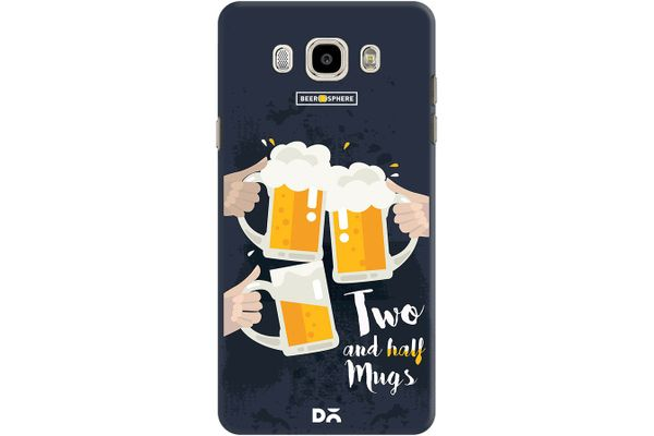 Beer 2.5 Mugs Clink Case For Samsung Galaxy J7 2016 Edition