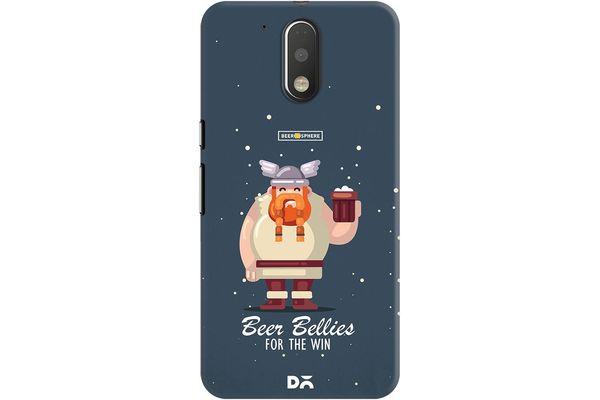Beer Bellies FTW Case For Motorola Moto G4/Moto G4 Plus