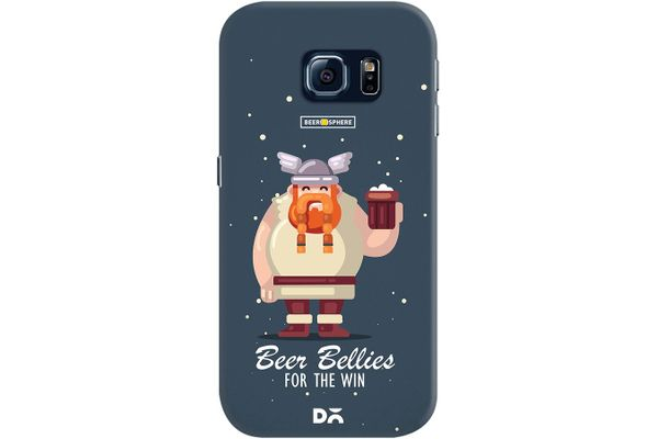 Beer Bellies FTW Case For Samsung Galaxy S6 Edge