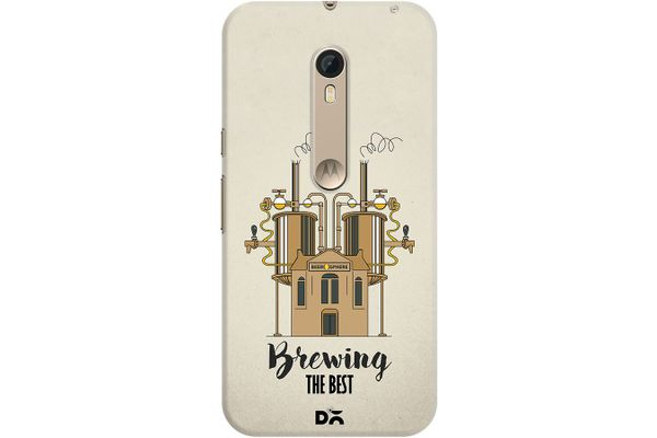 Beer Brewing The Best Case For Motorola Moto X Style