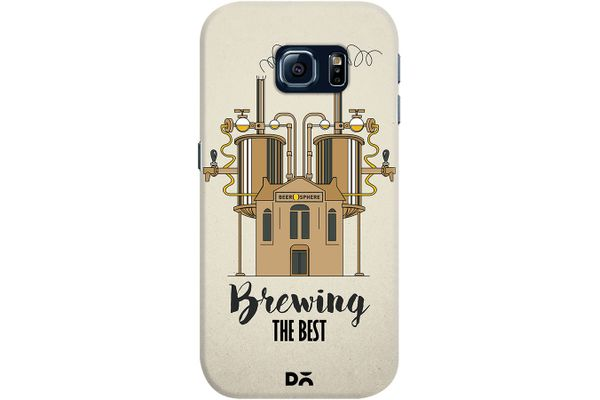 Beer Brewing The Best Case For Samsung Galaxy S6 Edge