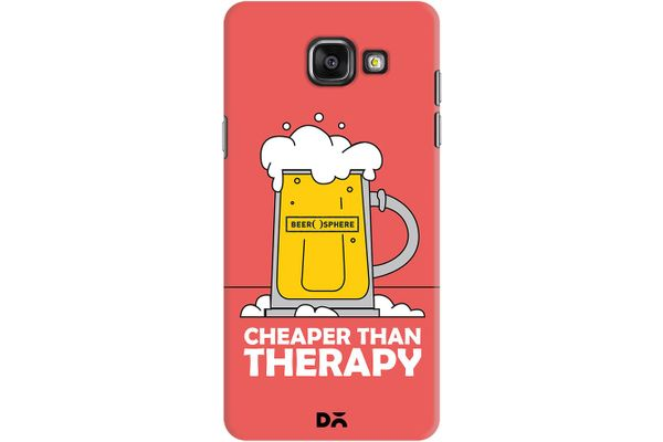 Beer Cheap Therapy Case For Samsung Galaxy A5 2016 Edition