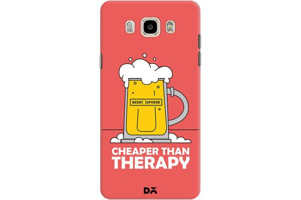Beer Cheap Therapy Case For Samsung Galaxy J7 2016 Edition
