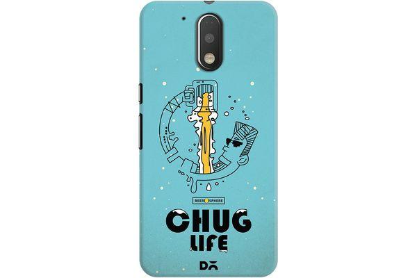 Beer Chug Life Case For Motorola Moto G4/Moto G4 Plus