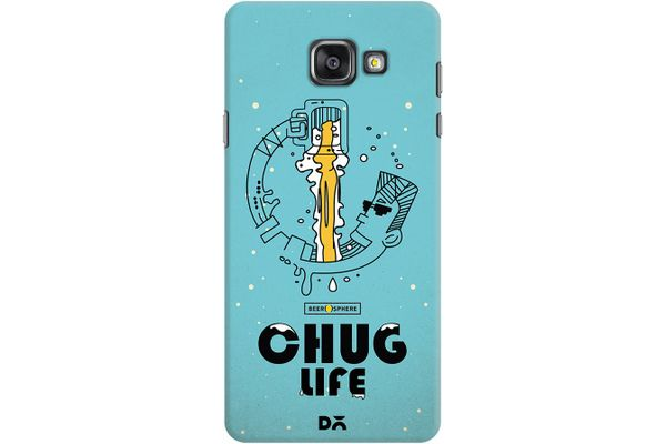 Beer Chug Life Case For Samsung Galaxy A7 2016 Edition