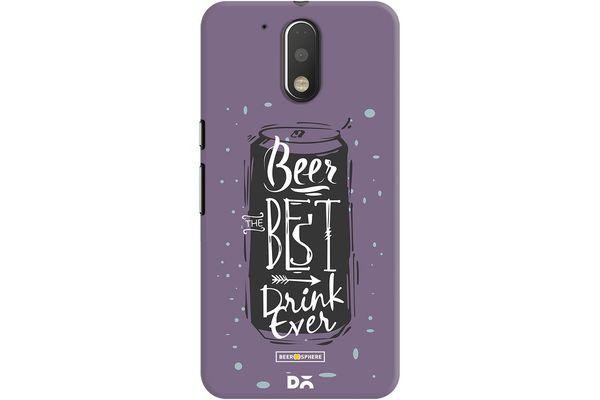 Beer Da Best Case For Motorola Moto G4/Moto G4 Plus