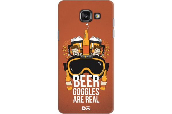 Beer Goggles Real Case For Samsung Galaxy A5 2016 Edition