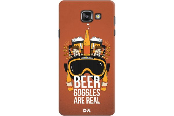Beer Goggles Real Case For Samsung Galaxy A7 2016 Edition