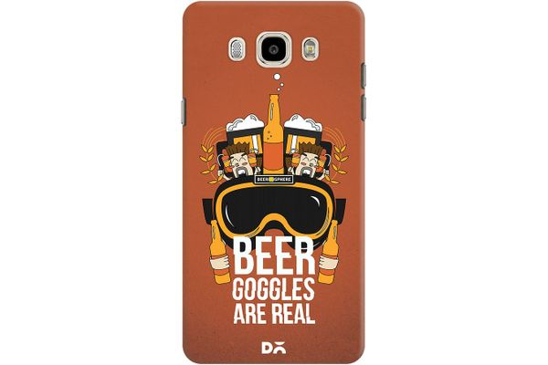 Beer Goggles Real Case For Samsung Galaxy J7 2016 Edition