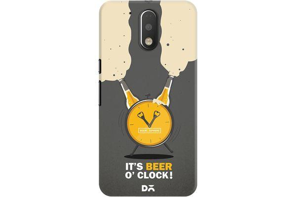 Beer O'Clock Froth Case For Motorola Moto G4/Moto G4 Plus