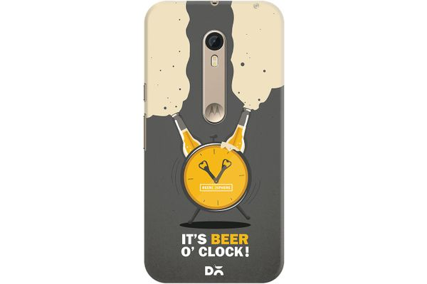 Beer O'Clock Froth Case For Motorola Moto X Style