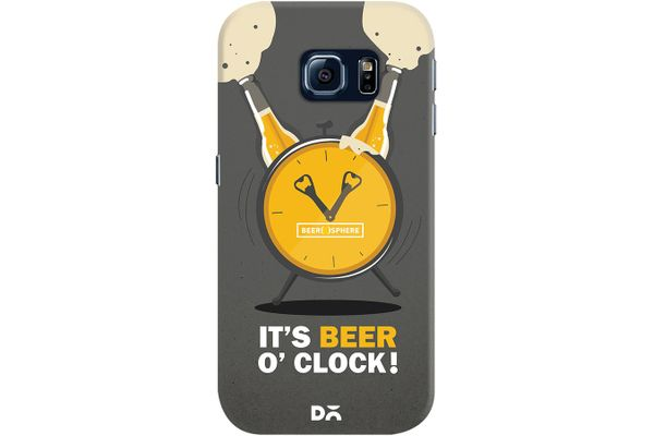 Beer O'Clock Froth Case For Samsung Galaxy S6 Edge