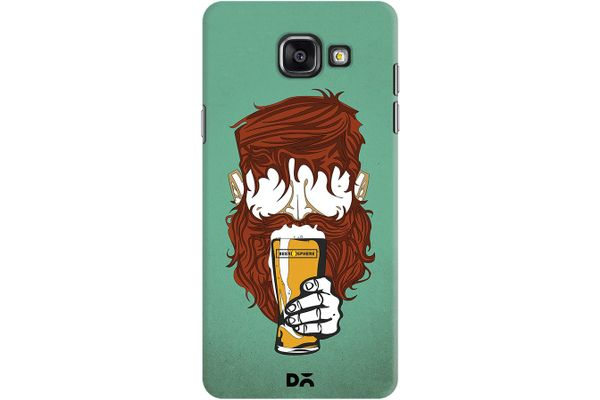 Beer Sphere Beard Case For Samsung Galaxy A5 2016 Edition