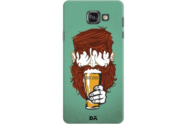 Beer Sphere Beard Case For Samsung Galaxy A7 2016 Edition