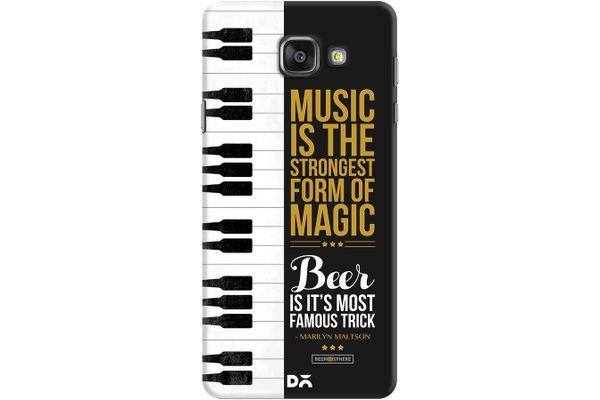 Beer Magic Case For Samsung Galaxy A7 2016 Edition