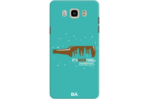 Beer O'Clock Case For Samsung Galaxy J7 2016 Edition