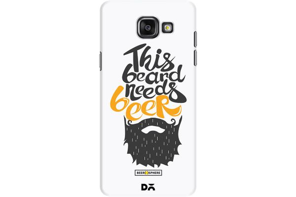Beer Shampoo Case For Samsung Galaxy A5 2016 Edition