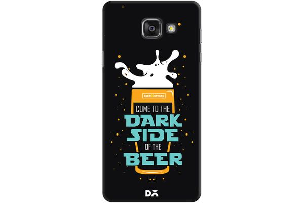 Dark Beer Rules Case For Samsung Galaxy A7 2016 Edition