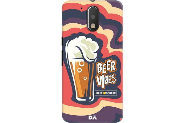 Dizzy Beer Vibes Case For Motorola Moto G4/Moto G4 Plus