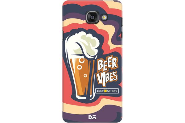 Dizzy Beer Vibes Case For Samsung Galaxy A7 2016 Edition