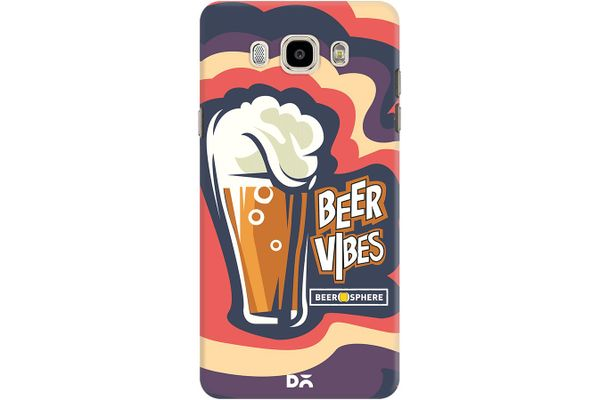 Dizzy Beer Vibes Case For Samsung Galaxy J7 2016 Edition
