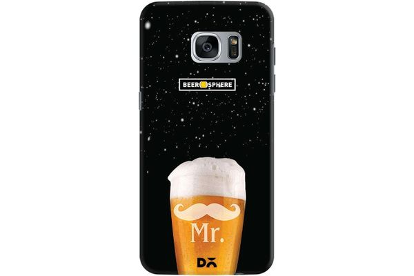 Mr. Beer Galaxy Case For Samsung Galaxy S7