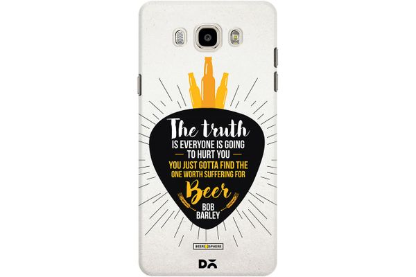 Truth Is Beer Case For Samsung Galaxy J7 2016 Edition