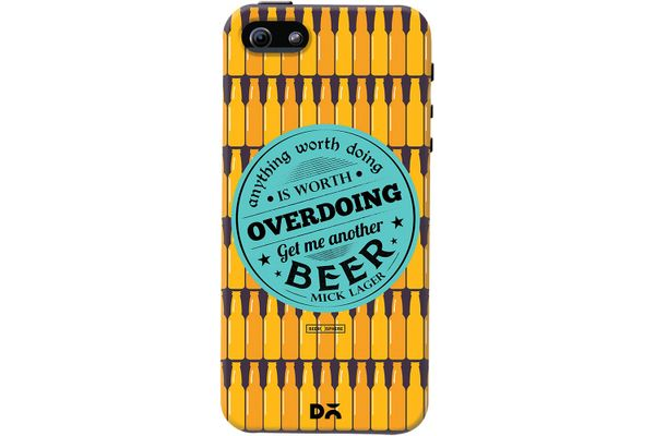 Another Beer Case For iPhone 5/5S