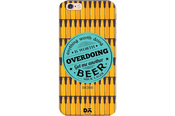 ther Beer Case For iPhone 6S Plus