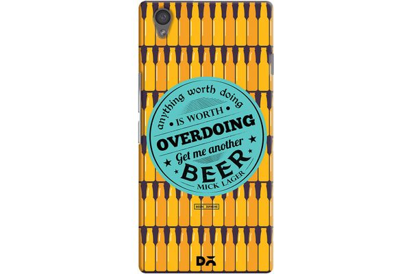 Another Beer Case For OnePlus X