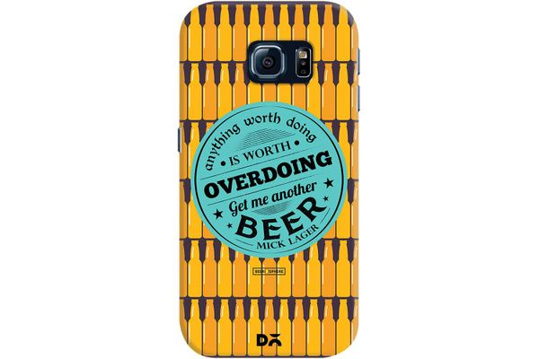 Another Beer Case For Samsung Galaxy S6 Edge