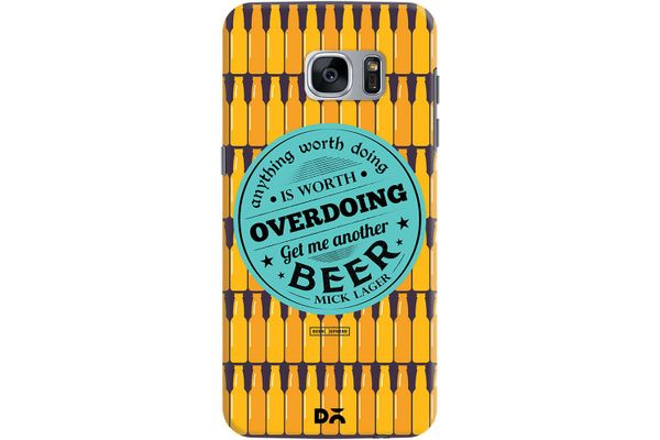 Another Beer Case For Samsung Galaxy S7