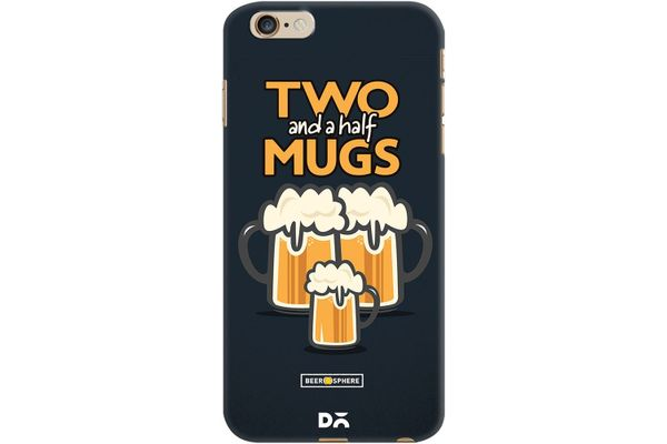 Beer 2.5 Mugs Case For iPhone 6 Plus