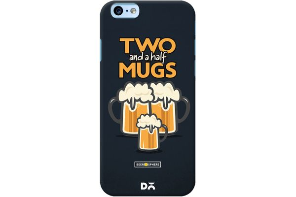 Beer 2.5 Mugs Case For iPhone 6