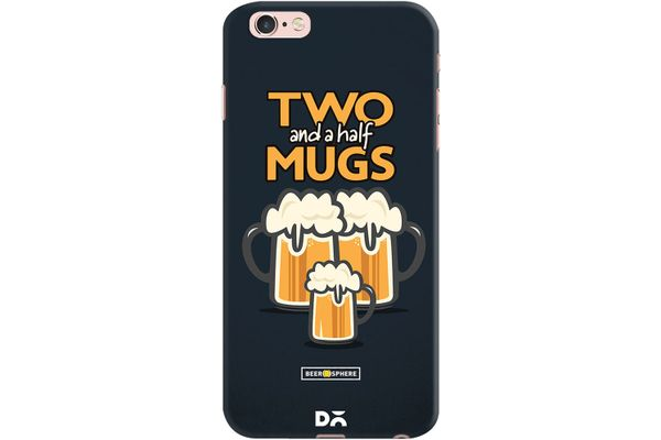 Beer 2.5 Mugs Case For iPhone 6S Plus