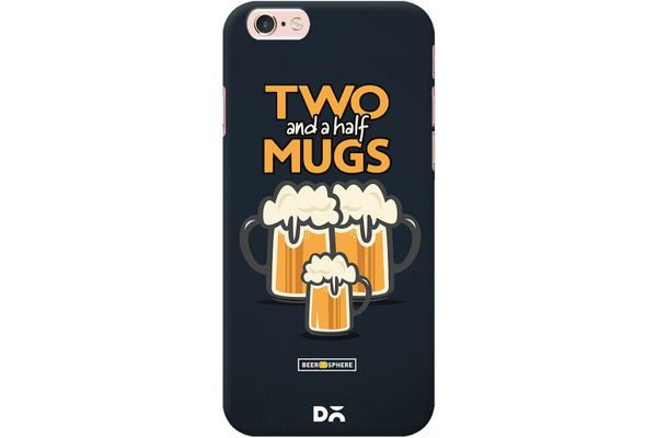 Beer 2.5 Mugs Case For iPhone 6S