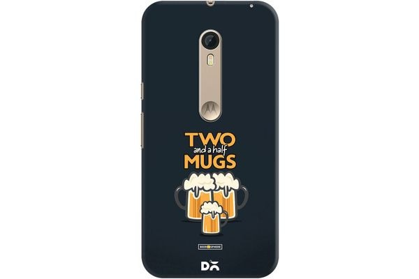 Beer 2.5 Mugs Case For Motorola Moto X Style