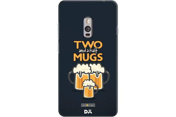 Beer 2.5 Mugs Case For OnePlus 2