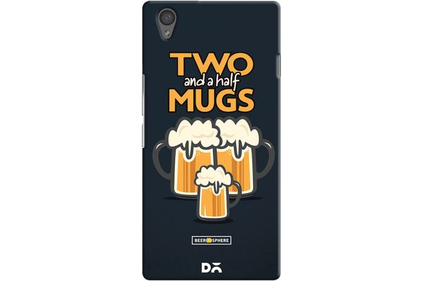 Beer 2.5 Mugs Case For OnePlus X