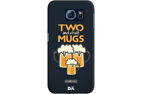 Beer 2.5 Mugs Case For Samsung Galaxy S6