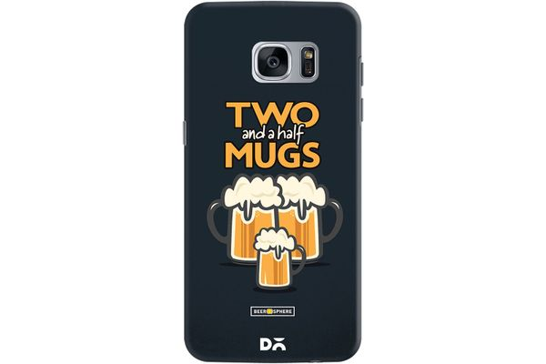 Beer 2.5 Mugs Case For Samsung Galaxy S7