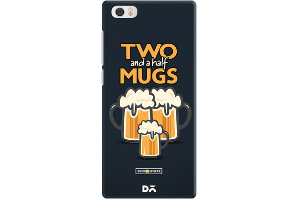 Beer 2.5 Mugs Case For Xiaomi Mi5